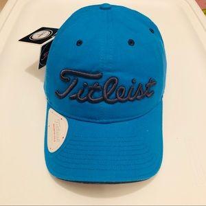 Titleist Hat Blue Golf Ball Marker 🆕